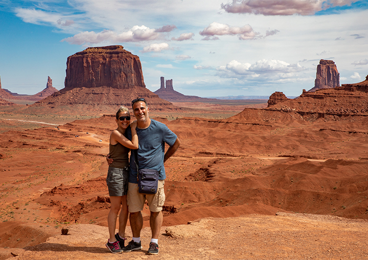 monument valley itinerario